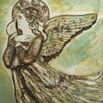 'Adoring Angel'