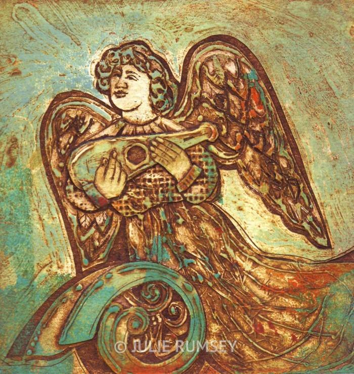 'Musical Angel'
