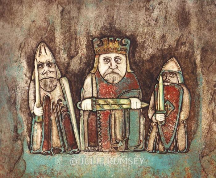 'The Lewis Chessmen'